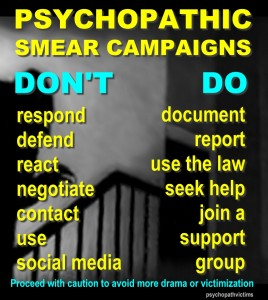 psychopath-smear-campaigns-dont-respond-defend-react-negotiate-contact-use-social-media